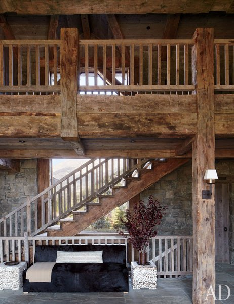 Markham Roberts Montanta Stairs