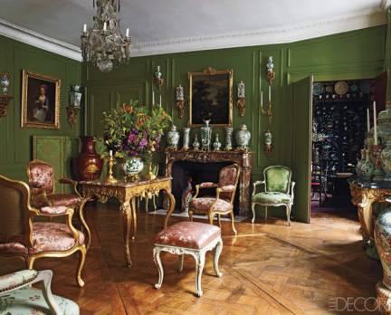 Andrew GN Paris living room via