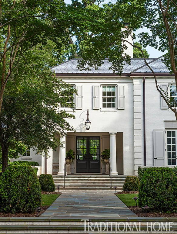Charleston Home by Lisa Hilderbrand via Tradtional Home 2