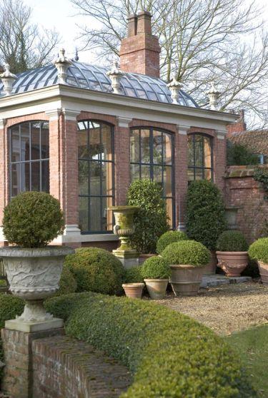 Orangerie via Bieke Claessens
