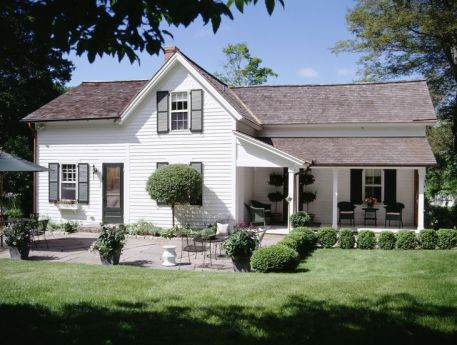 Philip Gorrivan designed country house in Washington CT
