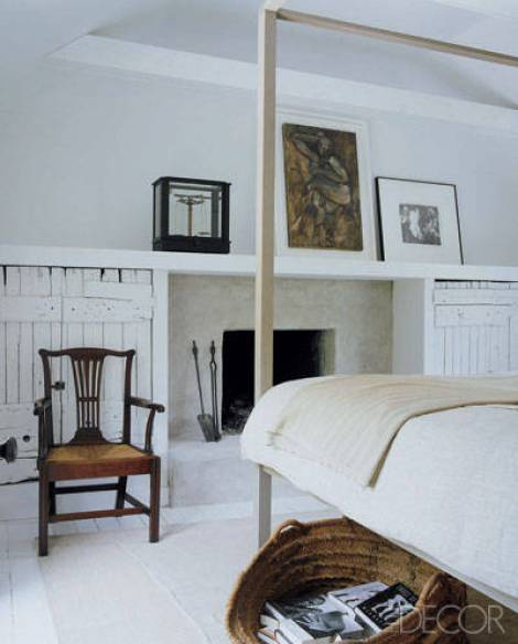 Darryl Carter Virgiinia Farmhouse via Elle Decor 5