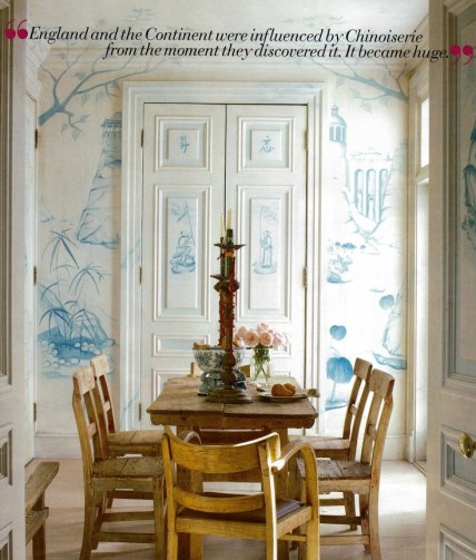 Thomas Britt Breakfast room via Veranda
