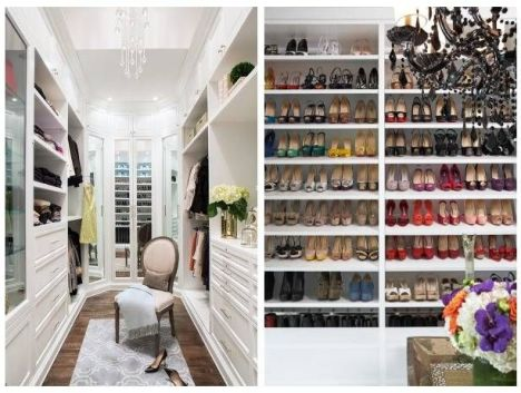 fabulous closet with great organization