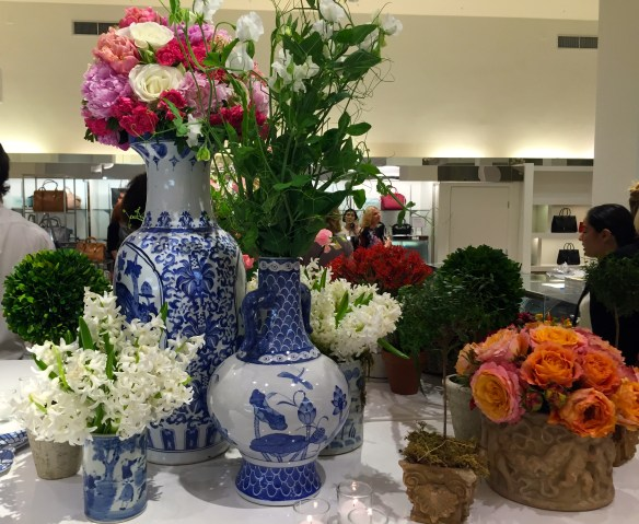 Charlotte Moss at Neiman Marcus Dallas_ The Potted Boxwood 4