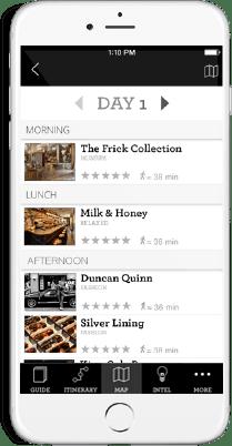 Luxe Cuide App