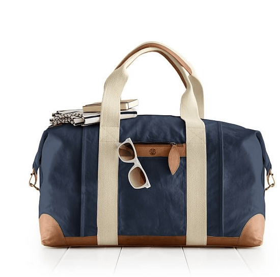 Mark and Graham weekender bag