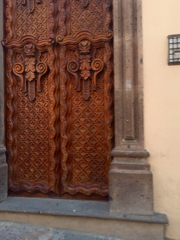 Doors of San Miguel by The Potted Boxwood 16