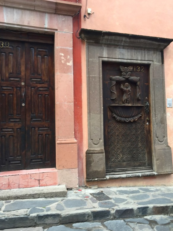 Doors of San Miguel by The Potted Boxwood 2