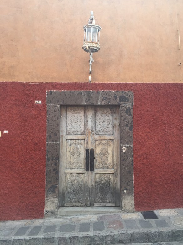 Doors of San Miguel by The Potted Boxwood 30