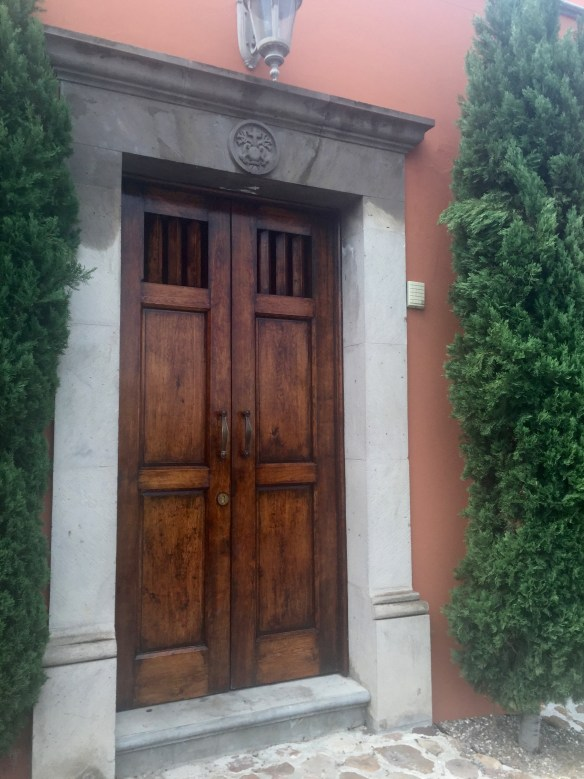 Doors of San Miguel by The Potted Boxwood 41