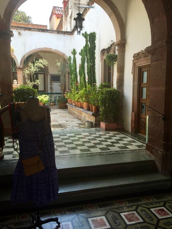San Miguel de Allende The Potted Boxwood 65