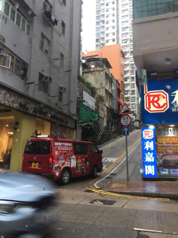 Streets of Hong Kong via The Potted Boxwood