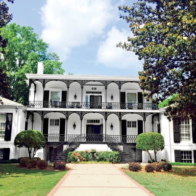 Phi Mu University of Georgia via Southern Living