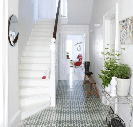 Moroccan Tile Influence