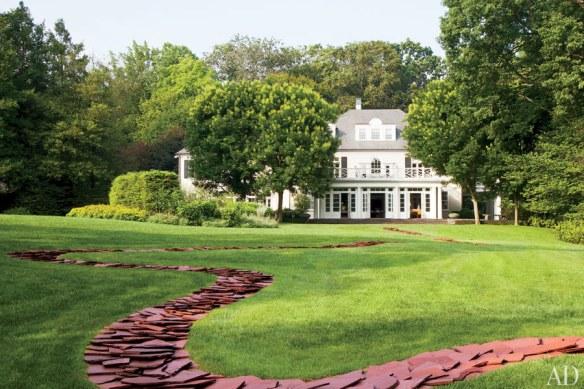 Philadelphia residence by Thomas Jayne via AD 3