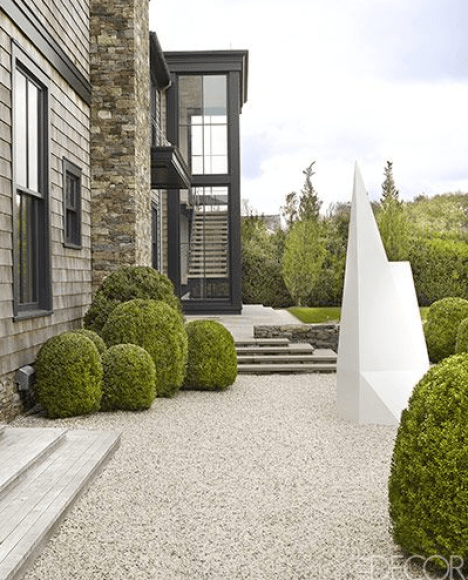 Timothy Hayes and Kevin Roberts architecture via Elle Decor