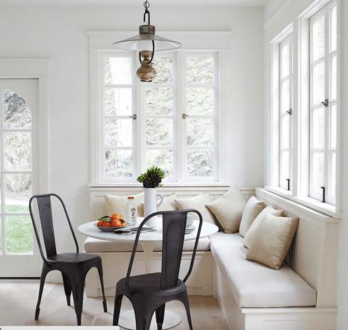 Window seat via Domino