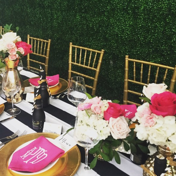 Kate Spade Luncheon
