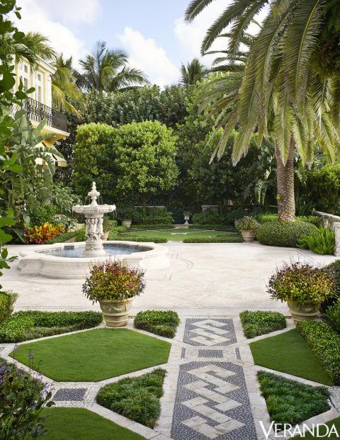 Palm Beach Home via Veranda