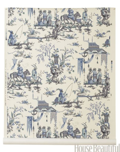 Scenes Chinoise by Clarence House
