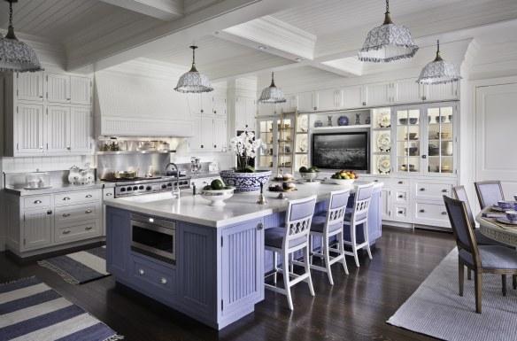 Kitchen by Alexa Hamton via AD