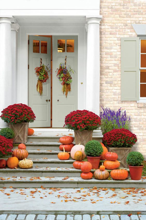 beautiful-fall-entry-via-southern-living