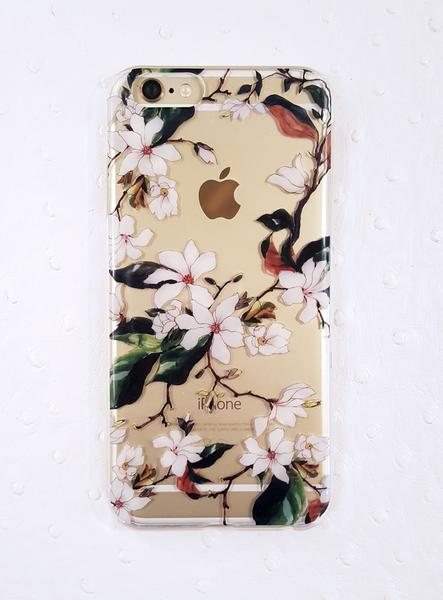 inslee-magnolia-iphone-case
