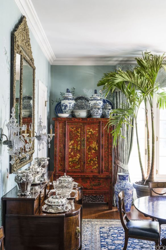 Robert Duffy Ferncliff Estate via Elle Decor. 9