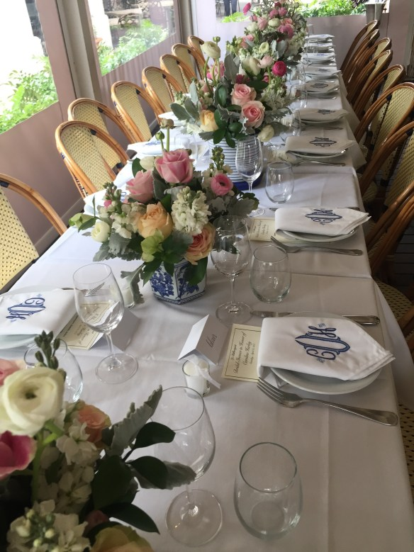 Bridal Shower by Christina Dandar for The Potted Boxwood 11