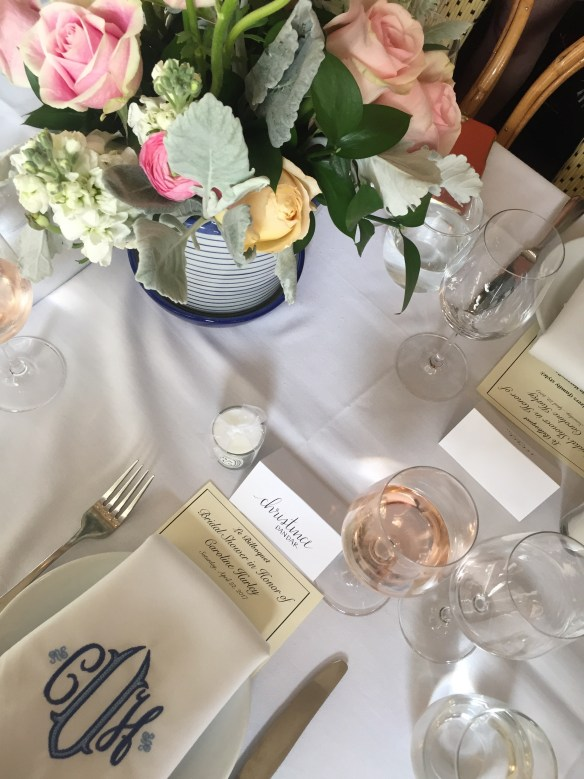 Bridal Shower by Christina Dandar for The Potted Boxwood 15