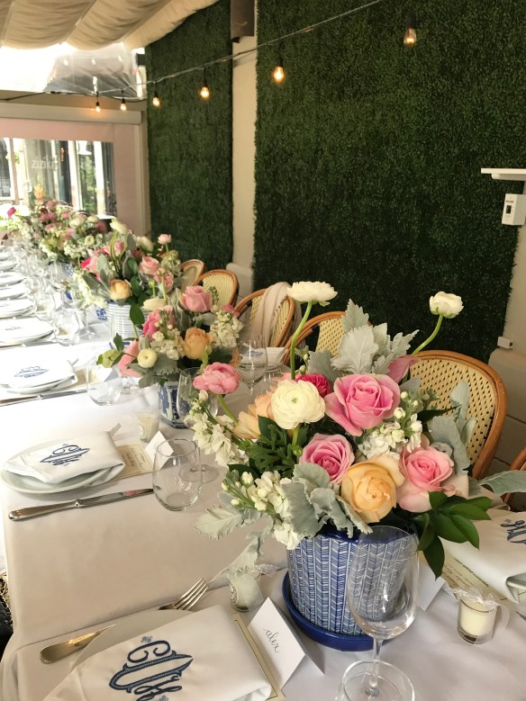 Bridal Shower by Christina Dandar for The Potted Boxwood 20