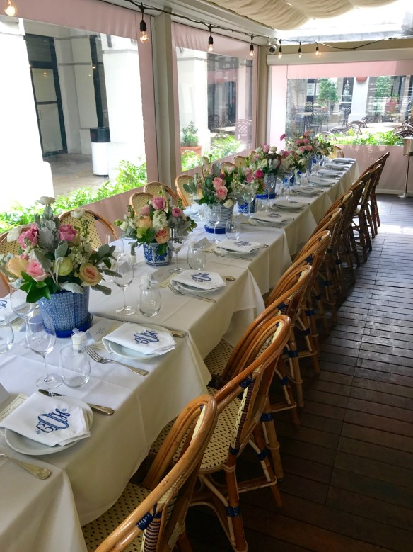 Bridal Shower by Christina Dandar for The Potted Boxwood 22