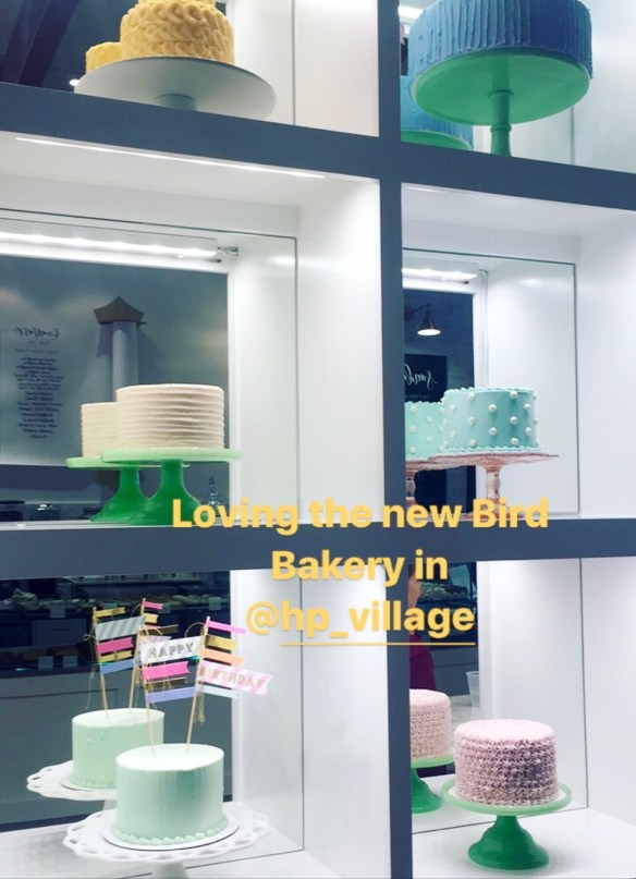 Bird Bakery