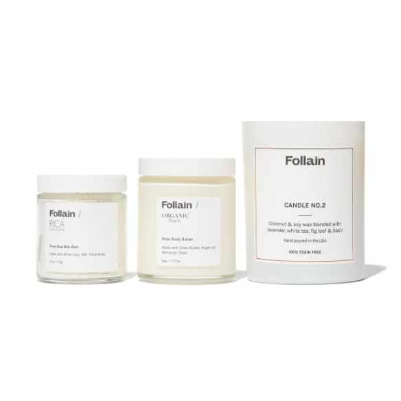 Follain Bath Kit