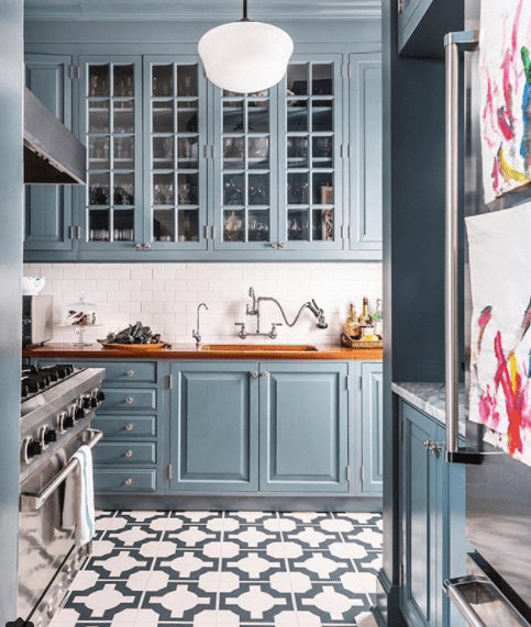 Kitchen designed by CeCe Barfield Thompson