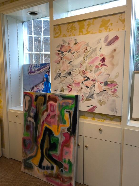 The Potted Boxwood Studio 212 Art 5