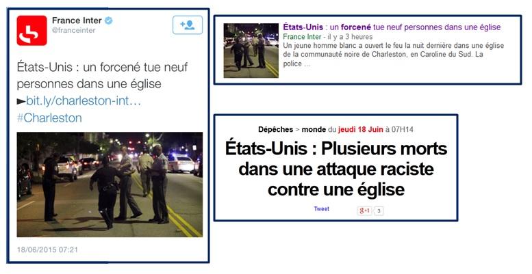 France Inter - Charleston.