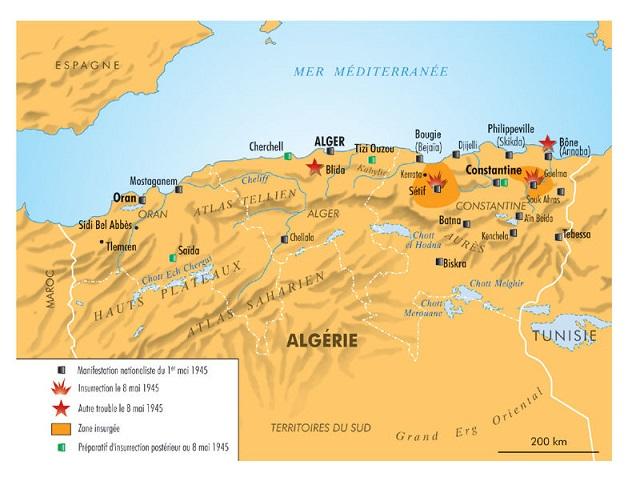Carte Algérie - ThePrairie.fr ! (http://profshistoirelcl.canalblog.com/)