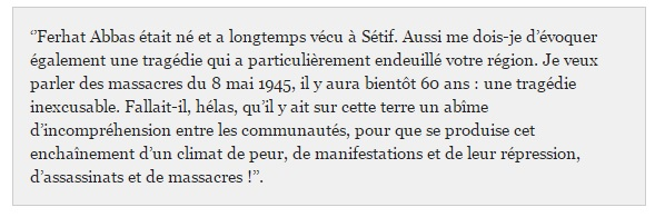 Hubert Colin de Verdière - 27 février 2005, Sétif - ThePrairie.fr !