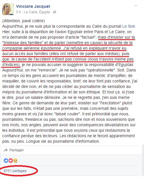 Vinciane Jacquet FB - ThePrairie.fr !