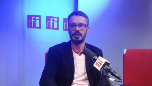 Laurent Bigot, RFI - ThePrairie.fr !