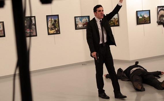 Ambassadeur russe tué à Ankara - ThePrairie.fr !