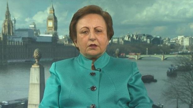 Shirin Ebadi - ThePrairie.fr !