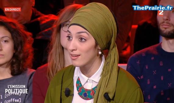 Valls, Attika Trabelsi, Emission politique - ThePrairie.fr !