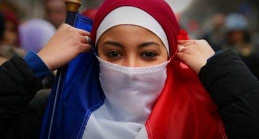 Voile bleu blanc rouge - ThePrairie.fr !