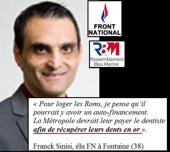 Franck Sinisi - Ville de Fontaine - ThePrairie.fr !