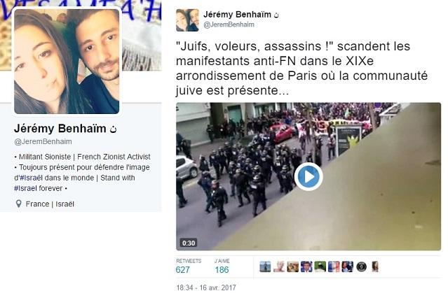 Manipulation à l'antisémitisme sur twitter - ThePrairie.fr !