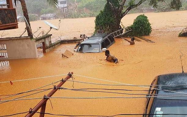 Sierra Leone, 400 morts 14 08 2017 - ThePrairie.fr !