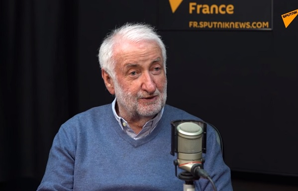 Loic Le Floch Prigent - Sputniknews